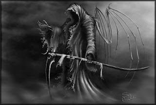 Cerpen Kematian - Ketika Mautku Bicara