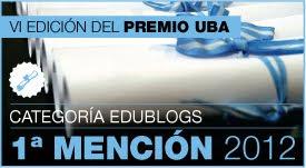 Premio UBA 2012