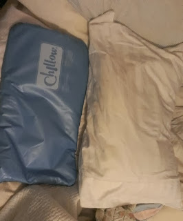 chillow  versus regular pillow