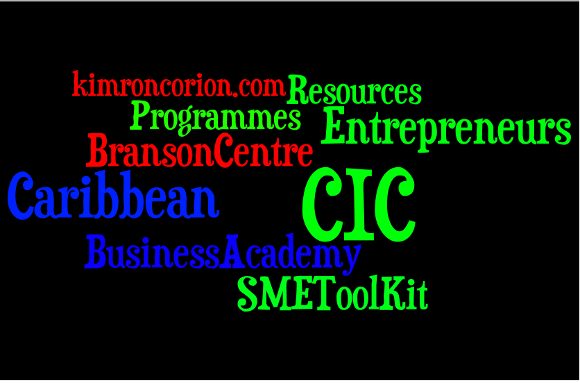 Caribbean Entrepreneurs Resources