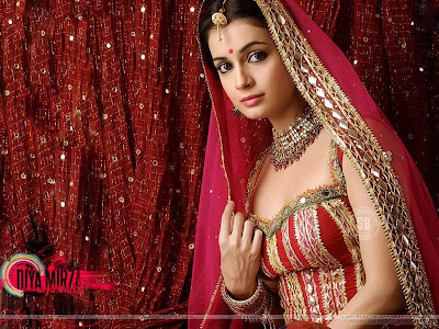 Diya Mirza Glamour Wallpapers