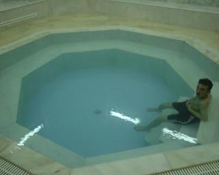 Hamamözü  Termal Kür Havuzu