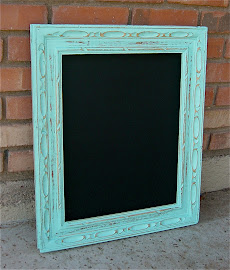 Teal Chalkboard (SOLD)