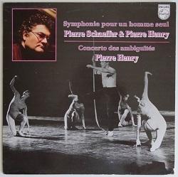 Pierre Henry - Béjart - Compilation Amoureuse Dédiée À Maurice Par Pierre Henry