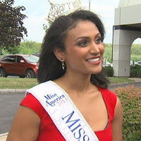 Miss America 2014 Nina Davuluri Hot Photos