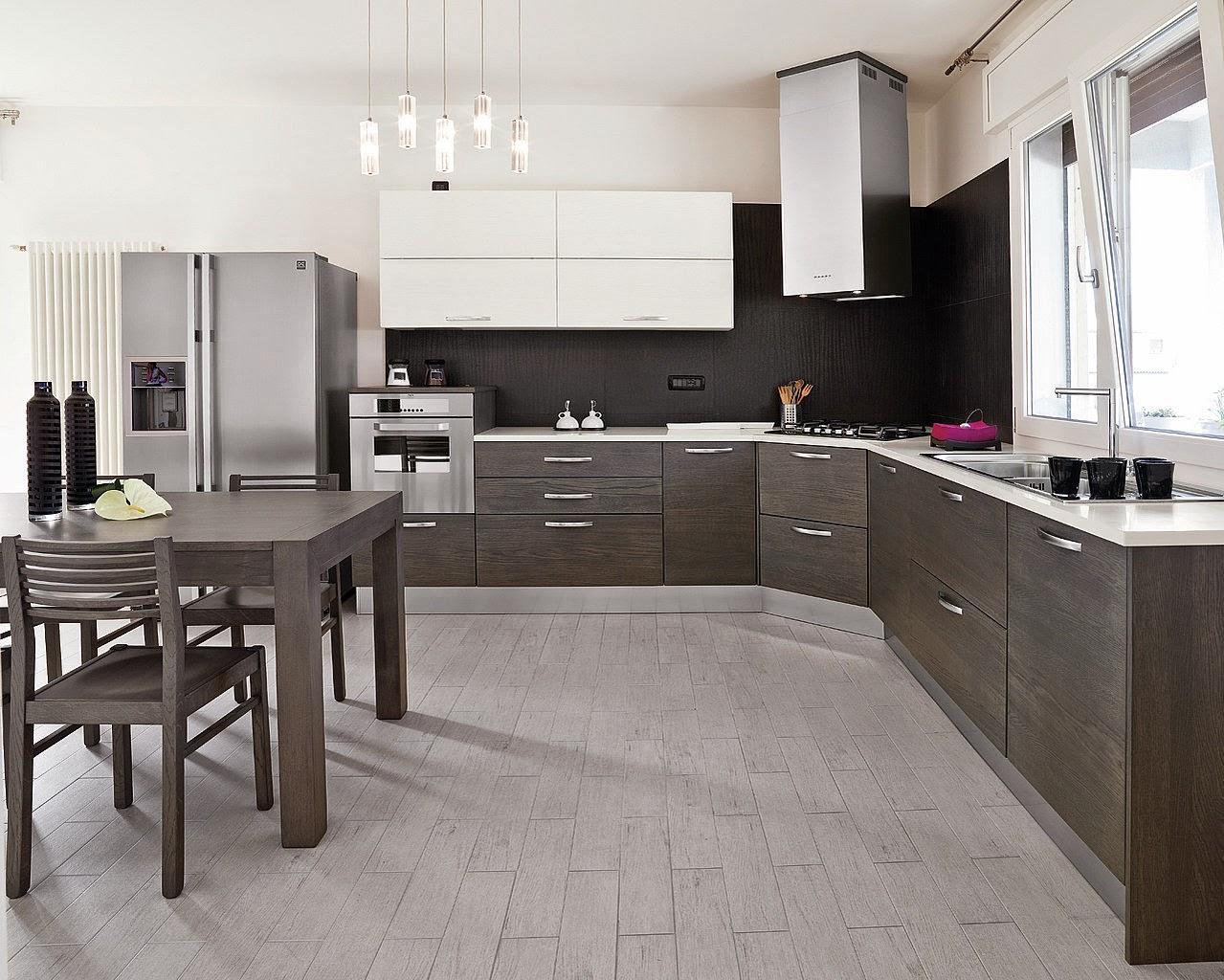 Gallart grupo el blog suelos y puertas de madera en asturias suelo de madera en la cocina - Suelos para cocinas modernas ...