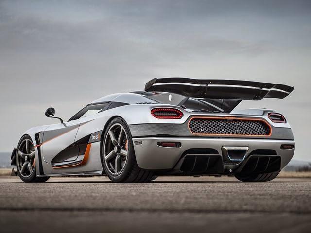 Tampilan mewah terbaru Koenigsegg Regera