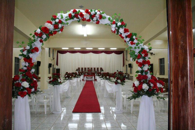 Excepcional Decoração da Igreja em busca de inspiração! | Manná Noivas  NY93