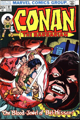Conan the Barbarian #27, Bel-Hissar