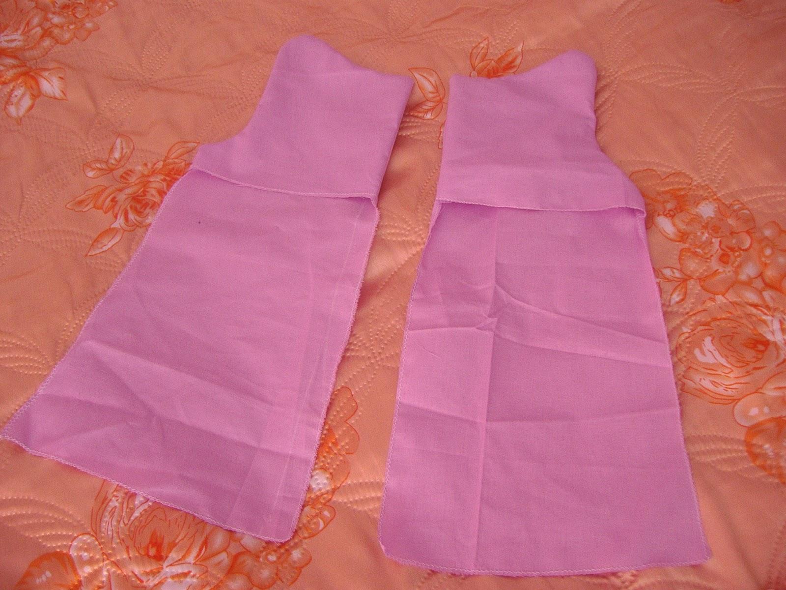 Летнее платье для дочки сшить фото 35
