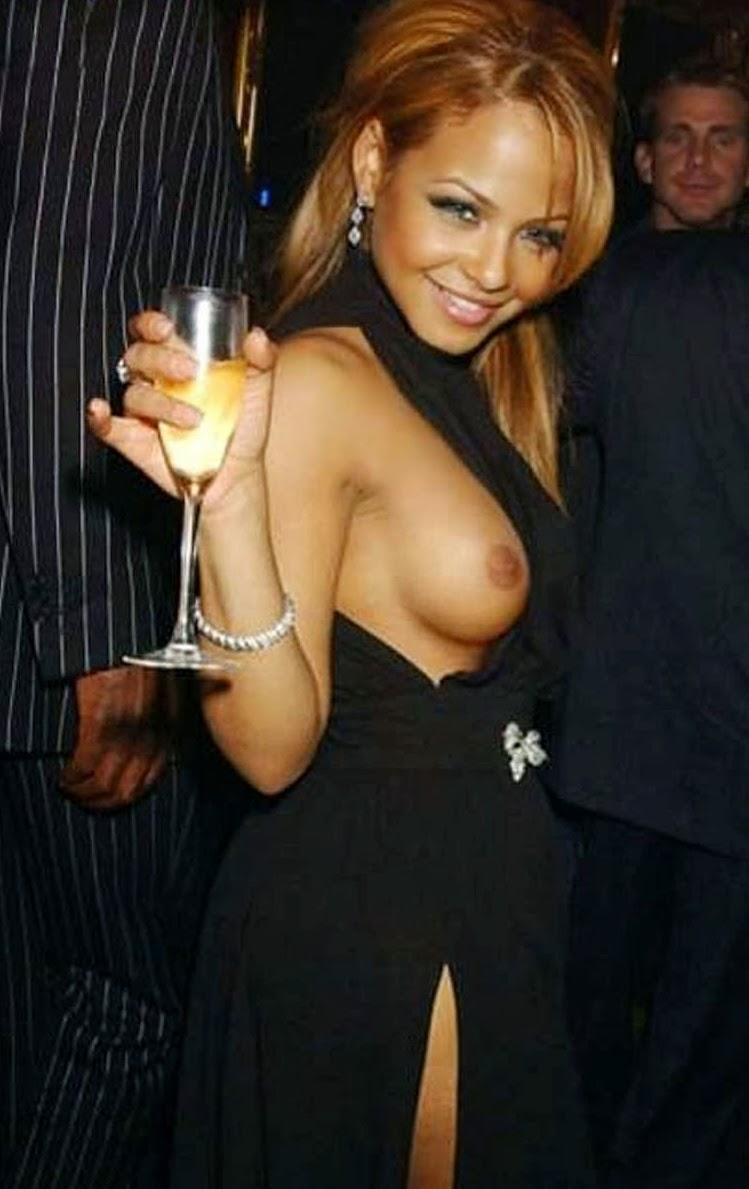 Chrustina milian nude #10