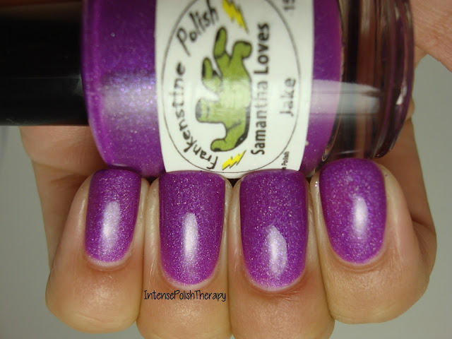 Frankenstein Polish - Samantha Loves Jake