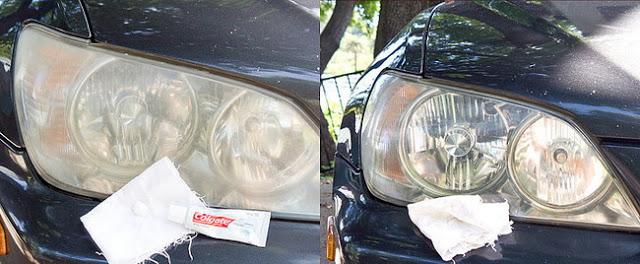 Ingin Lampu Motor/Mobilmu yang Buram Jadi Mengkilapkannya Seperti Baru lagi? BEGINI Caranya..