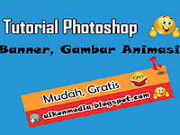 Tutorial Membuat Banner Animasi Dengan Photoshop