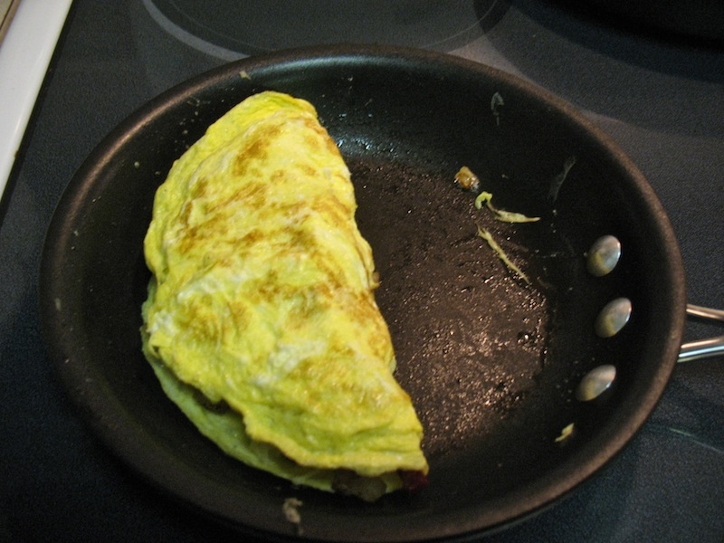 how to make an omelet step by step with pictures