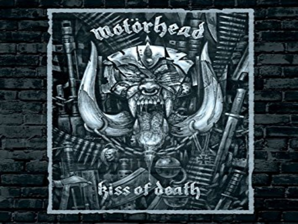 Kiss Of Death Álbum de Motörhead
