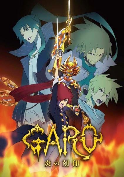 Garo: Honoo no Kokuin 1-24 Subtitle Indonesia