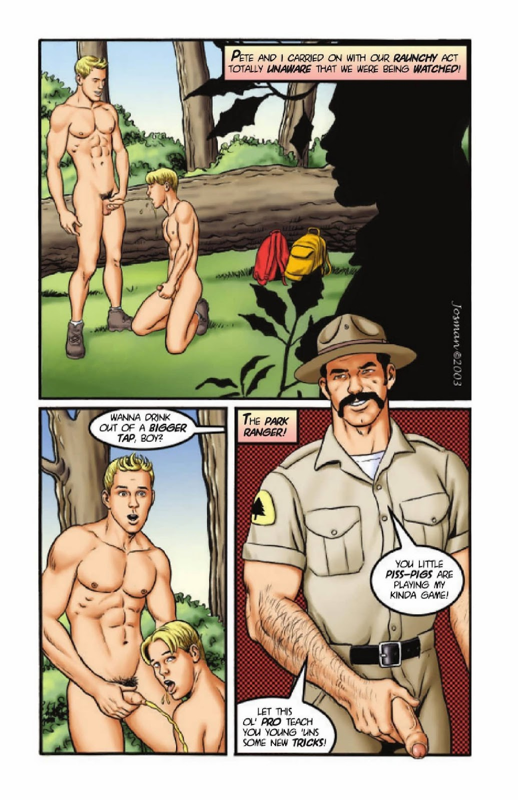 Hercules 12 labors comic strip