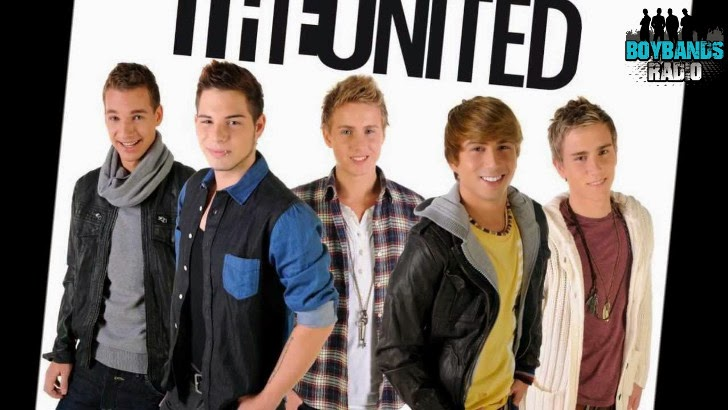 Listen to the Paneuropean boyband The United on BoybandsRadio.com