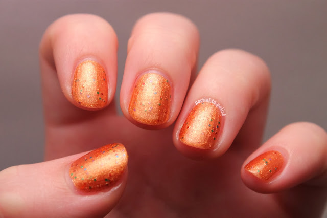 Candy Nail Polish Fruit Cake