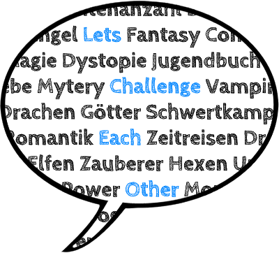 Let's challenge each other!