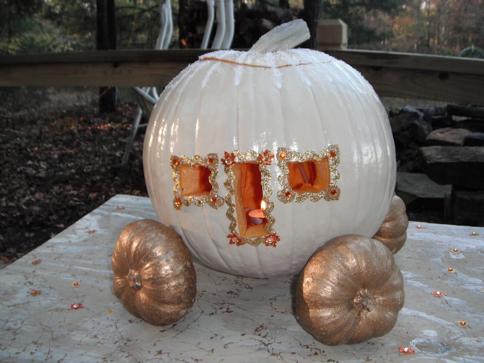 Can Do Chick Cinderella S Pumpkin Carriage