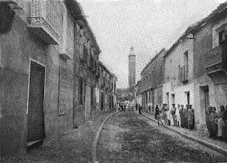 Calle Arco. Años 20 (Siglo XX)