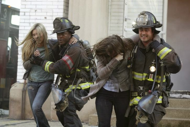 Chicago Fire - Apologies Are Dangerous - Review