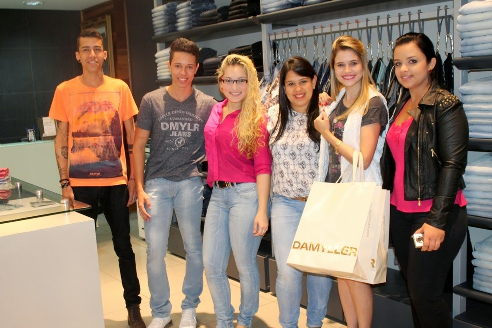 Damyller - Itaú Power Shopping