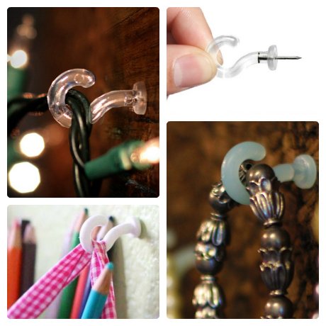 Pinhooks - Hangable Push Pins!