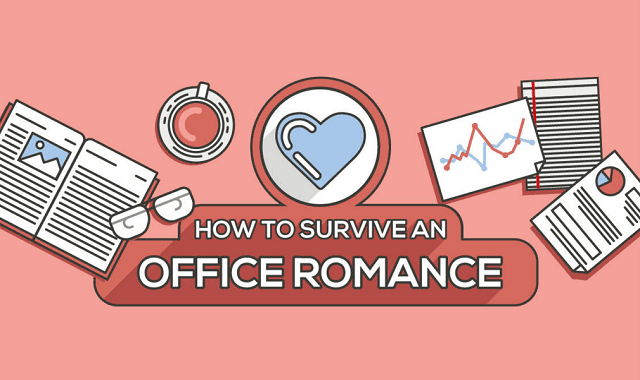 How to survive an office romance
