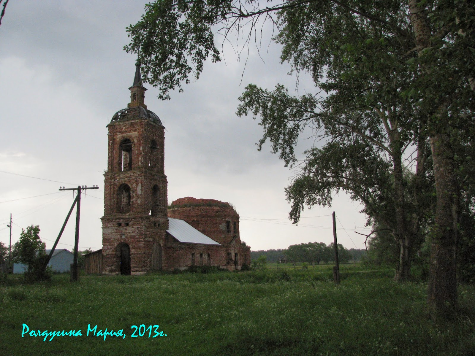 с.Токарево, Касимовский район, Рязанская область
