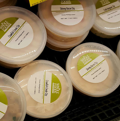 Angie's Appetizers: Whole Foods Party Haul