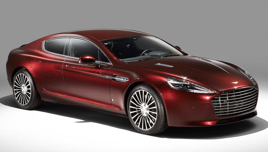 アストンマーチンのオーダーメイドプログラム「Q by Aston Martin」