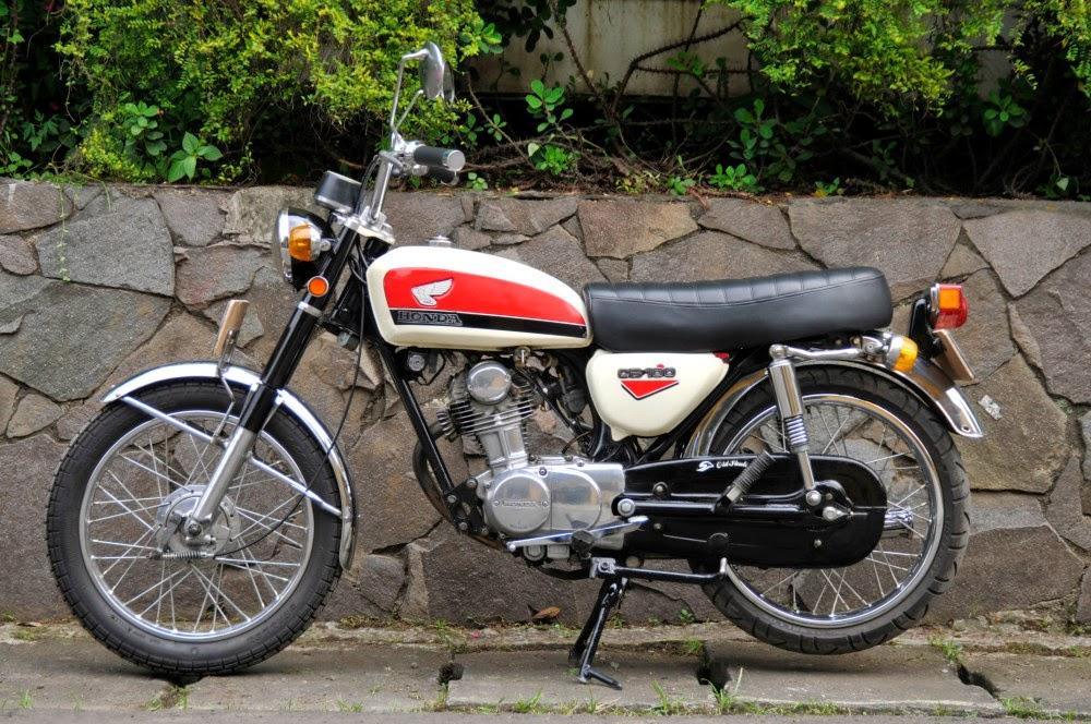 Motor Bekas Honda CB