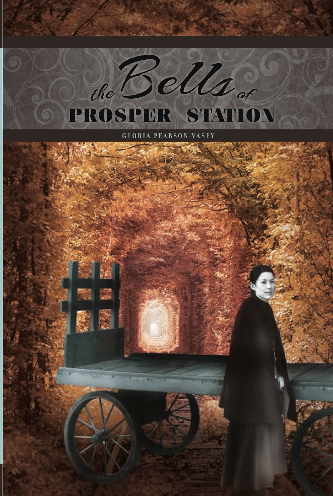 book cover for The Bells of Prosper Station