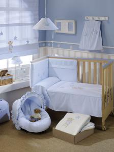 Beral baby preparando la habitaci n del beb iii ropa de - Estores habitacion bebe ...