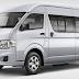 Spesifikasi Mobil Toyota HIace