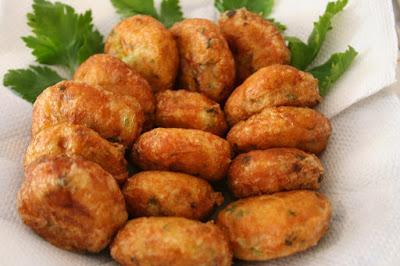 resep perkedel kentang kornet