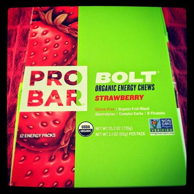 PROBAR BOLT Strawberry Box