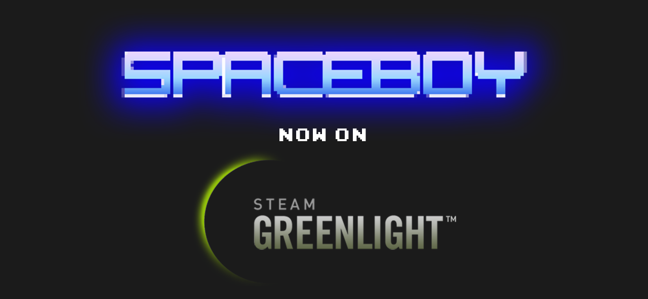 SpaceBoy is now on Steam Greenlight! VOTE NOW!