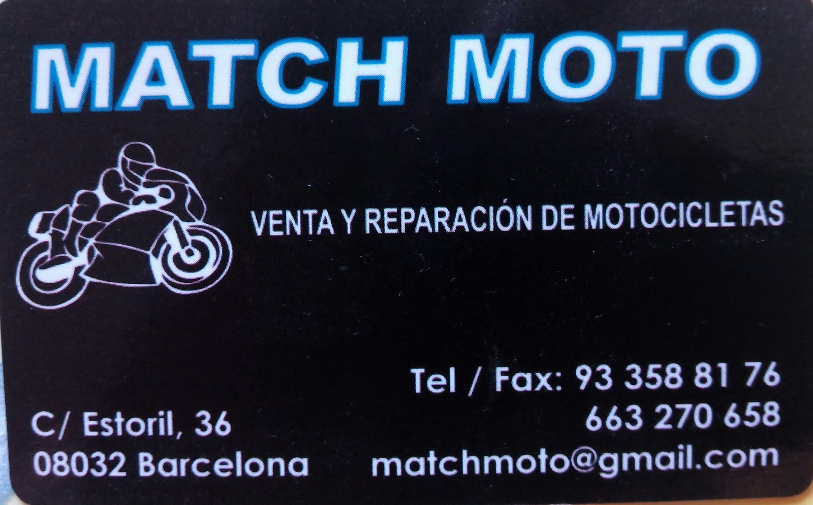 Friendly motorcycle workshops