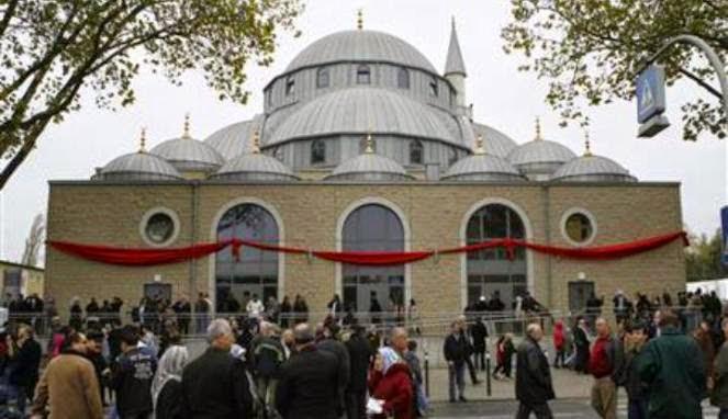 Jerman Tangkap Pemimpin Kelompok Anti-Islam