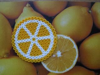 Posavasos Limón