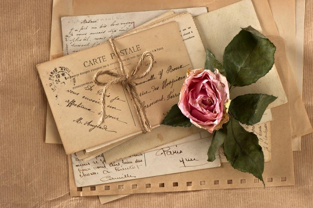 Nekada su se pisala pisma.... Shutterstock_106626563