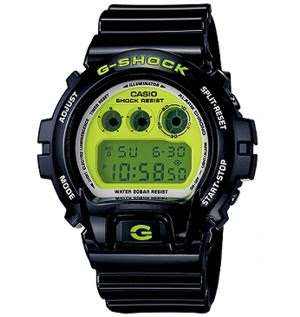 Jam Tangan CASIO G Shock DW-6900CS-1