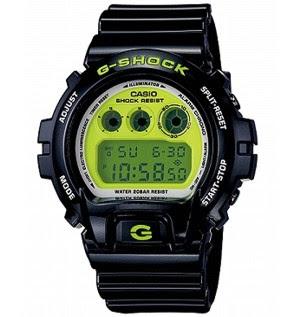 Jam Tangan CASIO G Shock DW-6900CS-1