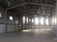 Xưởng cho thuê 2000m2 mới xây ở quận 12 tphcm giá 100tr/tháng