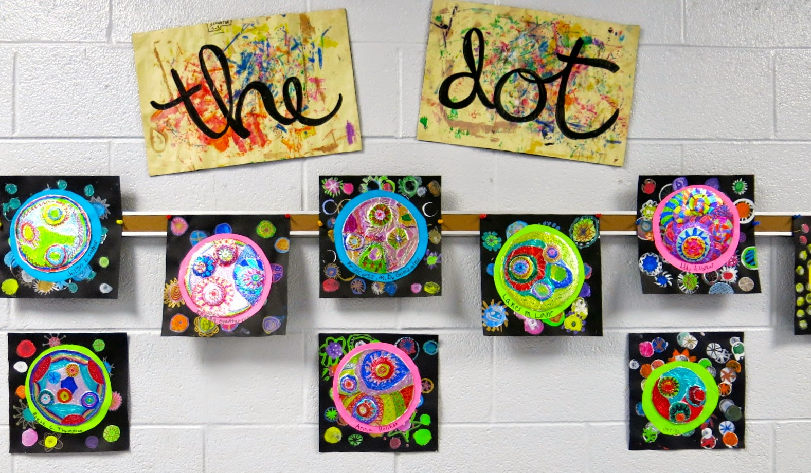 Cassie stephens third grade art projects for Crafts for 3rd graders