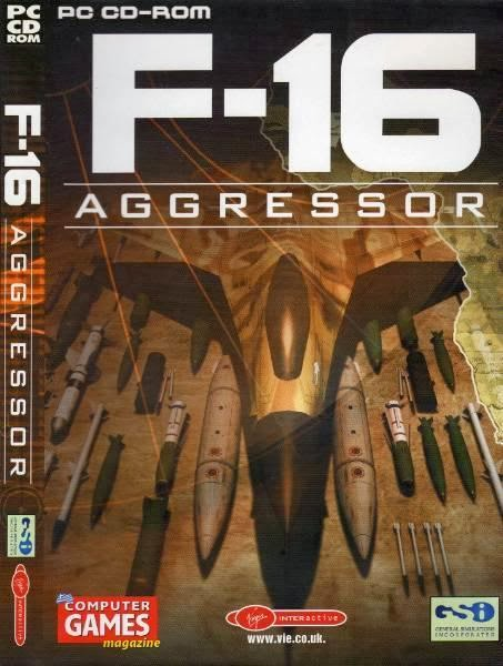 F-16 Agressor